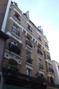 30 rue des solitaires - façade