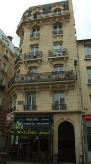 41 rue de Bagnolet