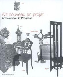 Art nouveau en projet - Art nouveau in progress