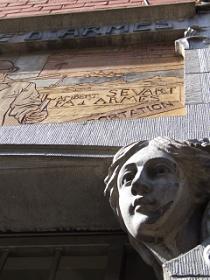 16 rue Grandgagne, Liège - Arch. Devignée