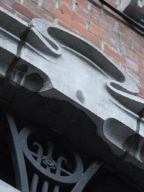 3 rue de la commune, Liège - Arch. Lagasse