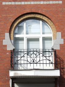 10 rue Henri Blès, Liège - Arch. Paul Ledent