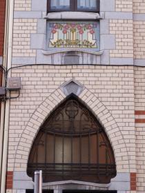 51 rue du Vieux Mayeur, Liège - Arch. Nusbaum